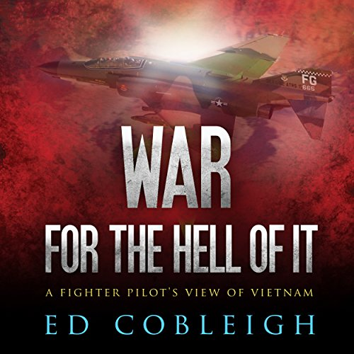 War for the Hell of It audiobook cover art