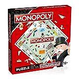 Atlantic City Monopoly Jigsaw Puzzle Game