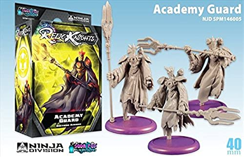 Relic Knights  Dark Space Calamity  Academy Guard