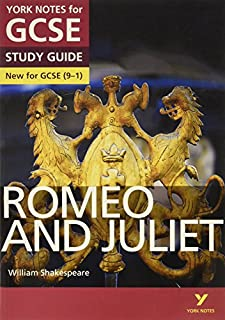 Romeo and Juliet: York Notes for GCSE (9-1) (1447982231) | Amazon price tracker / tracking, Amazon price history charts, Amazon price watches, Amazon price drop alerts