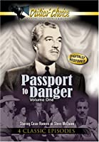 Passport to Danger 1 [DVD]