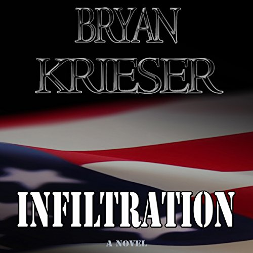 Infiltration audiobook cover art