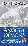 Anges et démons de Dan Brown (1 avril 2015) Broché