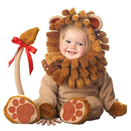 Gagacity 3PC Baby Animal Costume Carnevale Halloween Cosplay Photography Set di Abbigliamento