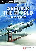 Around the World in 80 Flights - FSX & Steam (PC CD) (輸入版)
