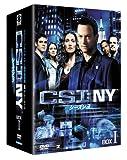 CSI:NY シーズン3 コンプリートBOX-1 [DVD]