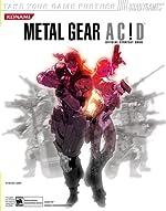 Metal Gear Acid? Official Strategy Guide de Michael Lummis