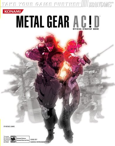 Metal Gear Acid? Official Strategy Guide