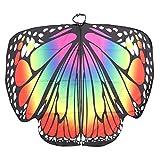 BESPORTBLE Frauen Polyester Schmetterling Sling Mantel Tiere Flügel Rotation Cape Party Zubehör...