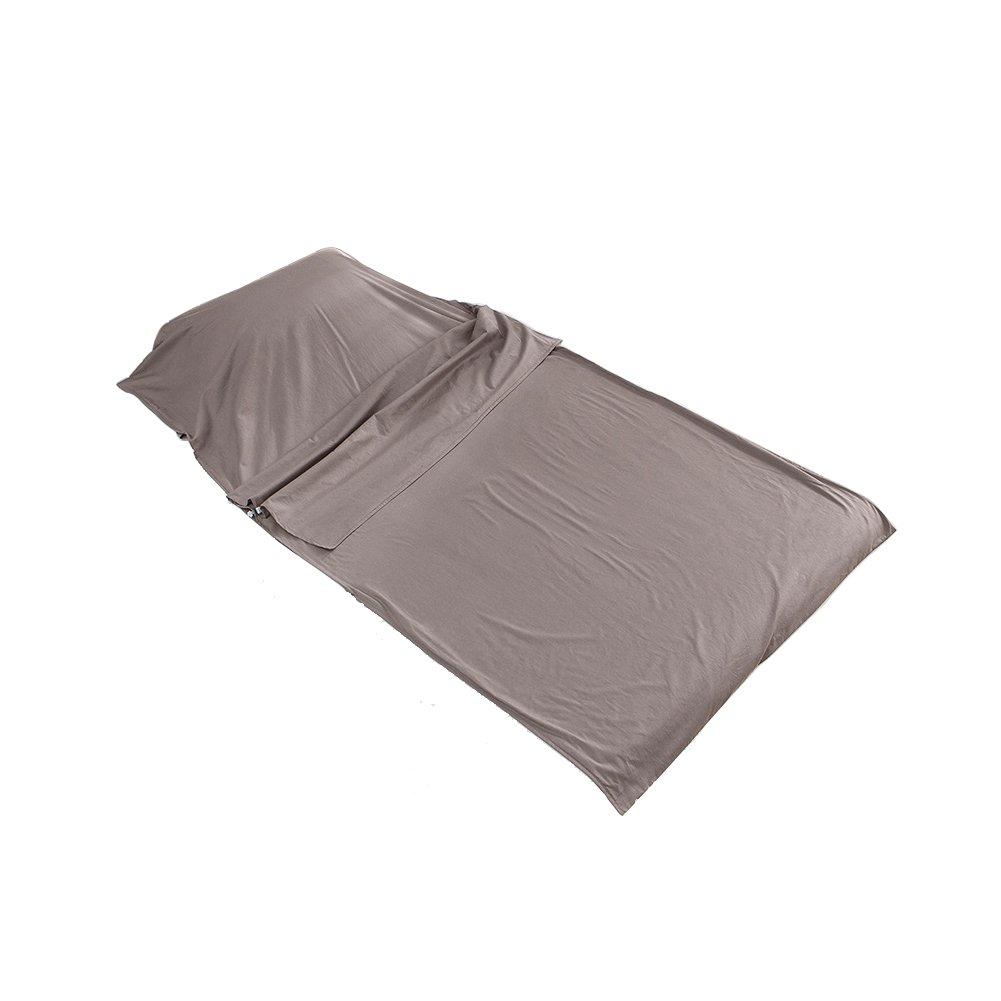Easy Camp Travel Sheet Mummy hellblau 2019 Inlett