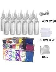 Kit Tie Dye para niños, Set de Tinte para Adultos de un Solo Paso, tintes de Tela, Pintura artística para Mujeres, Hombres, Regalo de Bricolaje de Moda, Textil, Camiseta, Suministros de Lienzo