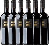 6er Weinpaket Italien - Sessantanni Primitivo di Manduria 2015 -