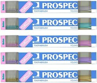 ジーシー(GC)プロスペック歯ブラシ ヤング 1本 (クリアー色) (M(ふつう), おまかせ)