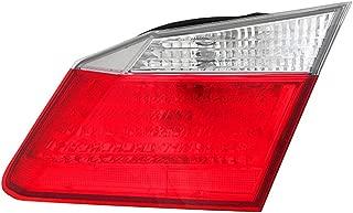 For 2013 2014 Honda Accord Sedan (Ex/Lx/Sport) Model Only Back Up Inner Tail Light Taillamp Passenger Right Side Replacement HO2803104