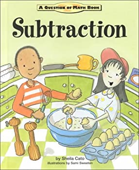 Subtraction (Question of Math) 1575053187 Book Cover