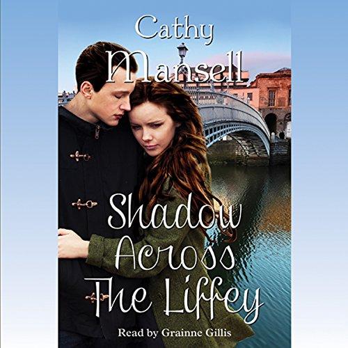 Shadow Across the Liffey audiobook cover art