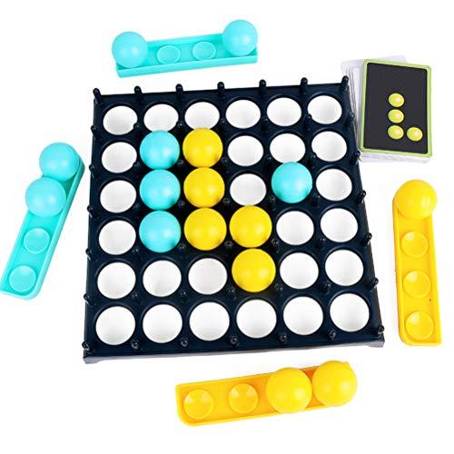 Activar juego de pelota, juego de pelota hinchable bola de mesa rebote para juguete interactivo de padres e hijos