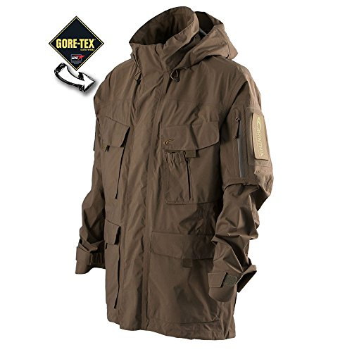 Regenjacke Carinthia TRG Jacket Oliv, XL, Oliv