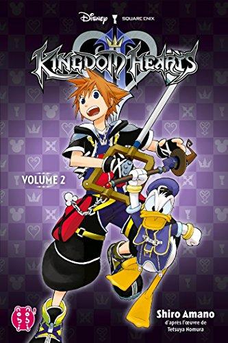 Kingdom Hearts 2 - l'intégrale Volume 2