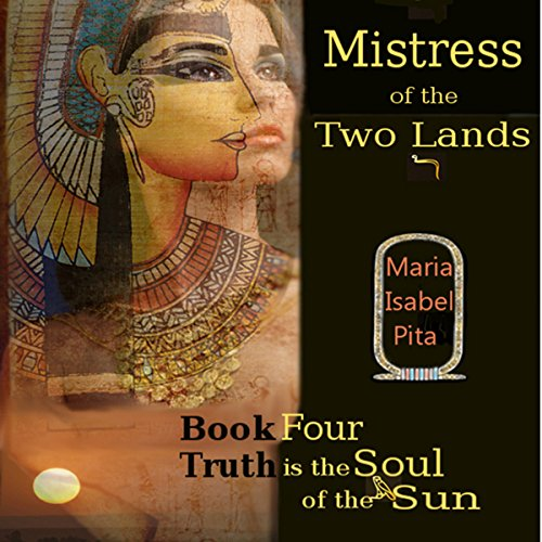 Mistress of the Two Lands audiobook cover art