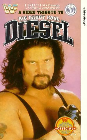 Wwe - Tribute to Big Daddy Cool Diesel [VHS]