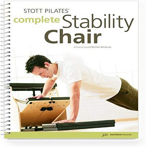 STOTT PILATES Manual Complete Stability Chair product image
