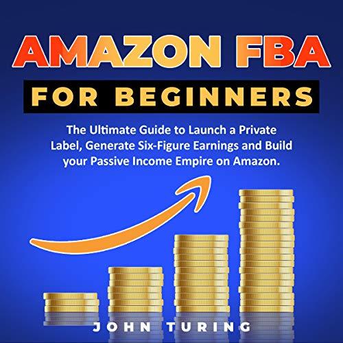 Amazon FBA for Beginners Titelbild
