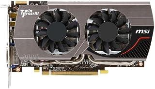MSI AMD Radeon HD 78502GB gddr5PCI Express 3.0グラフィックカードr7850Twin Frozr 2gd5
