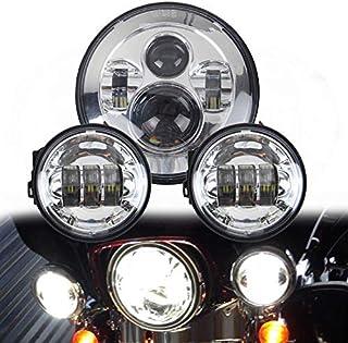 Suchergebnis Auf Für Motorrad Scheinwerfer 3 Sterne Mehr Scheinwerfer Beleuchtung Auto Motorrad