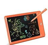 TEKFUN 10 Pulgadas Tablet para niños,Portatiles Buenos,Tableta de Escritura LCD de con Bloqueo de Pantalla borrable y función Reutilizable,Pizarra Luminosa niños,Juegos educativos niños