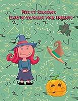 Fées et Sorcières Livre de coloriage pour enfants: Fantaisie livre de coloriage 50 illustrations livre de coloriage magique Pour les enfants de 3 à 12 ans avec des fées et des sorcières