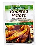 Concord Foods Roasted Potato Seasoning Mix, Original, 1.25-Ounce Pouches (VALUE Pack of 12 Pouches)
