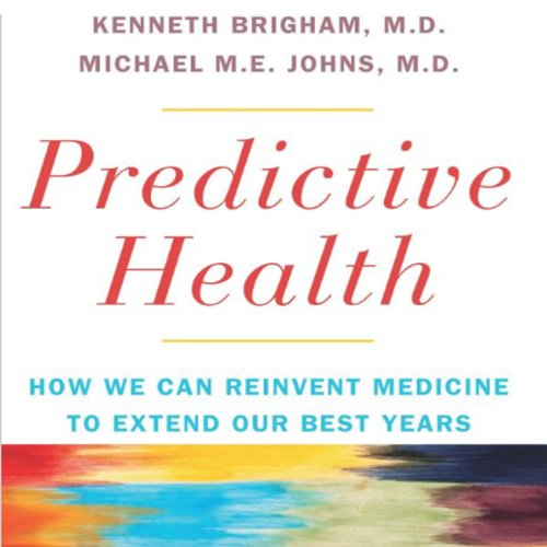 Predictive Health audiobook cover art