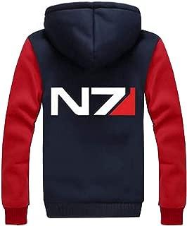 Mass Effect 3 N7 Cotton Blende Cosplay Hoodie Costume Jacket