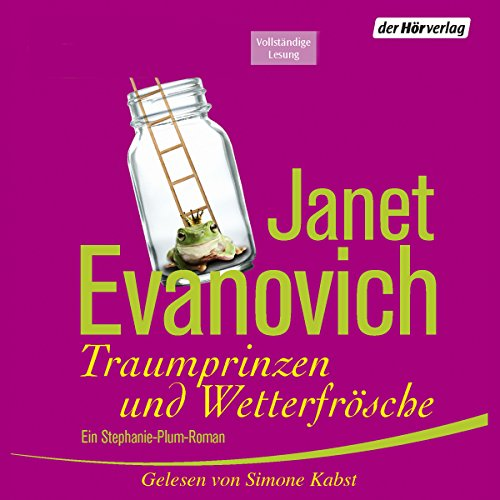 Traumprinzen und Wetterfrösche (Stephanie Plum 16.5) audiobook cover art