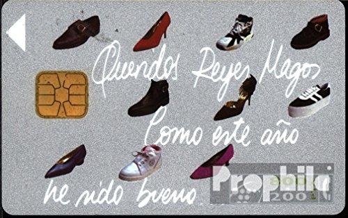 Prophila Collection España 1400 800+200 Pesetas Zapatos (Tarjetas Telefónicas para los coleccionistas)