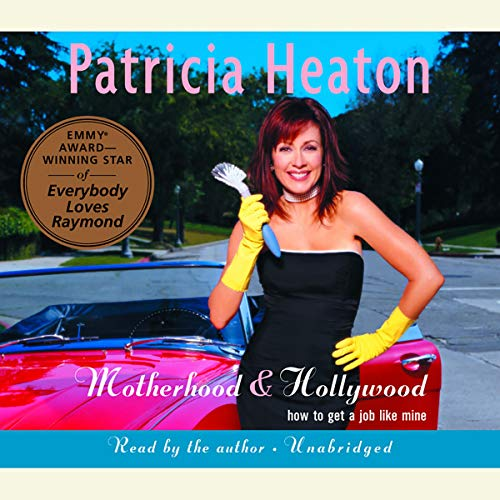 Motherhood and Hollywood audiobook cover art