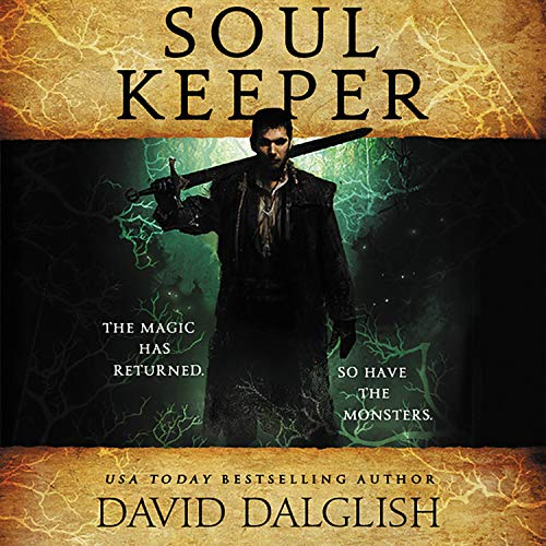 Soulkeeper  By  cover art