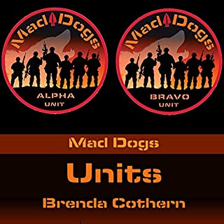 Units: Mad Dogs 8 audiobook cover art