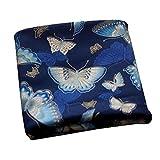 Black Temptation Style Japonais Tissus Faits à la Main Cadeaux -DIY Sac/Kimono/Couvertures oreiller-A13