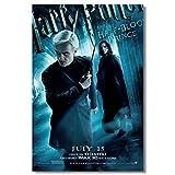 chtshjdtb Draco Malfoy Poster Severus Snape Wandbild Tom