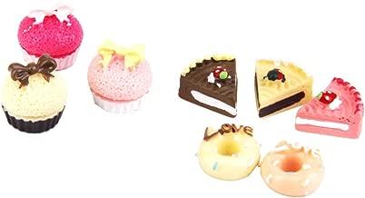 Torte Alimentari Cucina Casa Delle Bambole In Miniatura 1/12 9pz