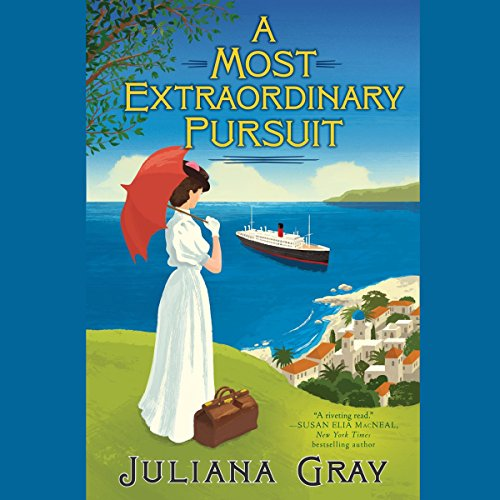 A Most Extraordinary Pursuit audiobook cover art