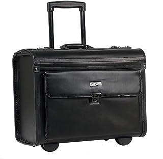 Tosca - TCA2600 Pilot Case with Wheels - Black
