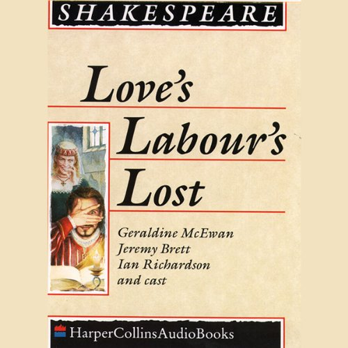 Love's Labours Lost cover art