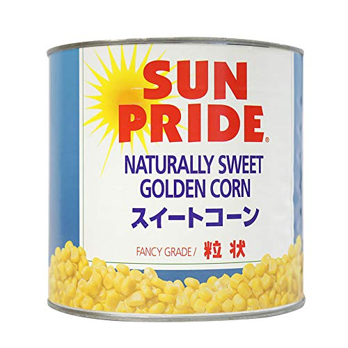 【業務用】 三明物産 サンプライド スイートコーン 1号缶 とうもろこし 缶詰