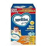 Mellin Crema di Riso, 4+ Mesi - 500 gr
