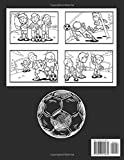 Zoom IMG-1 football colouring book soccer coloring