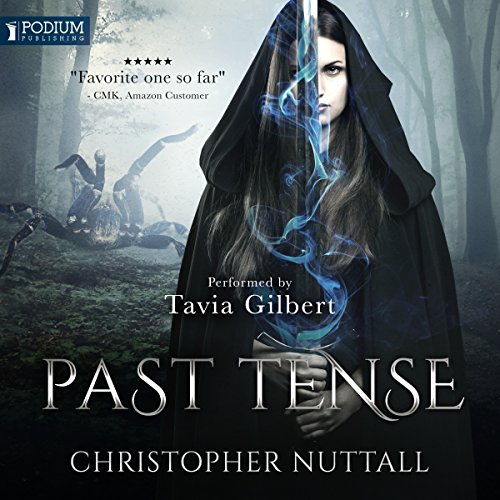 Past Tense audiobook cover art