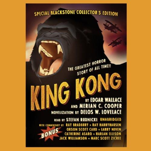 King Kong  Audiolibri